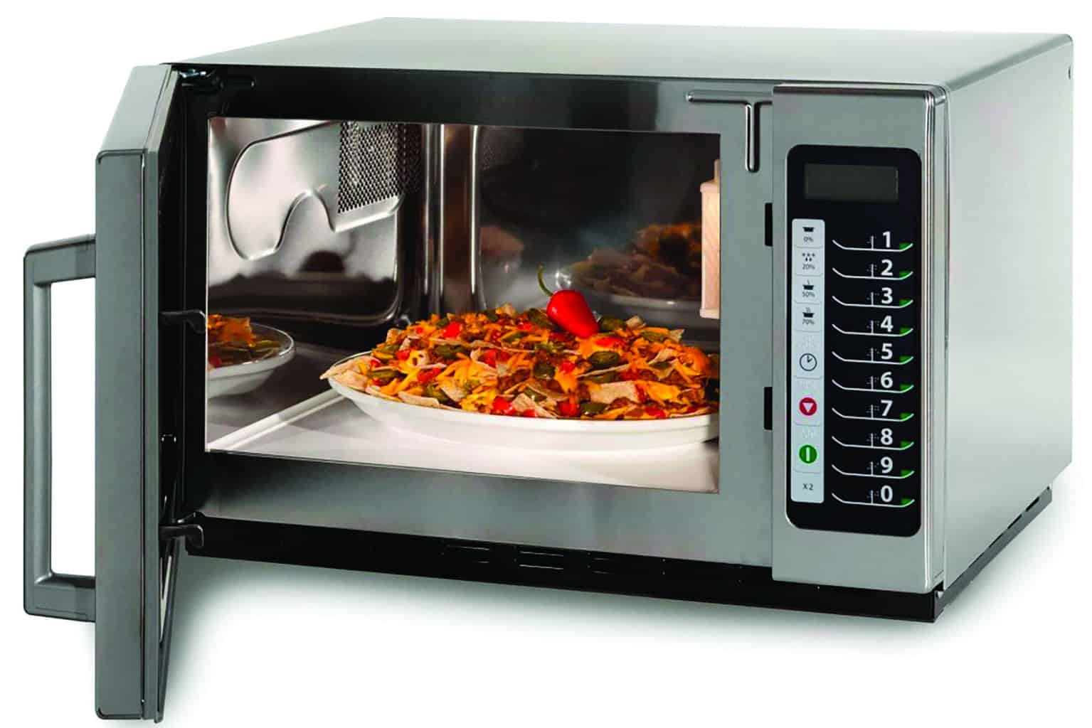 Over 90 Of American Families Prepare Meals Using Microwave Ovens