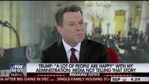 """In short, fake news is made-up nonsense delivered for financial gain. CNN's reporting was not fake news."" - Shepard Smith, Fox News"