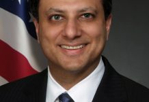 Former US Attorney Preet Bharara was asked to look into whether the President is violating the U.S. Constitution.