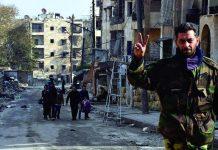 Syria ceasefire brokered.