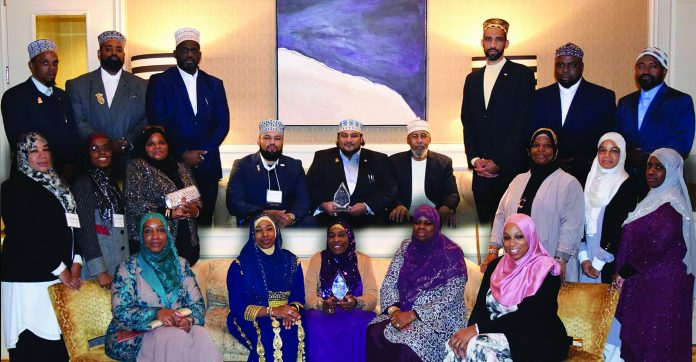 Representatives from Muslims of Americas, Inc.(TMOA) attended the awards banquet held by Muslim Advocates which honored Islamberg, New York and its sister locations which have been combatting Islamophobia attacks for many years.