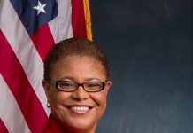 Representative Karen Bass of California