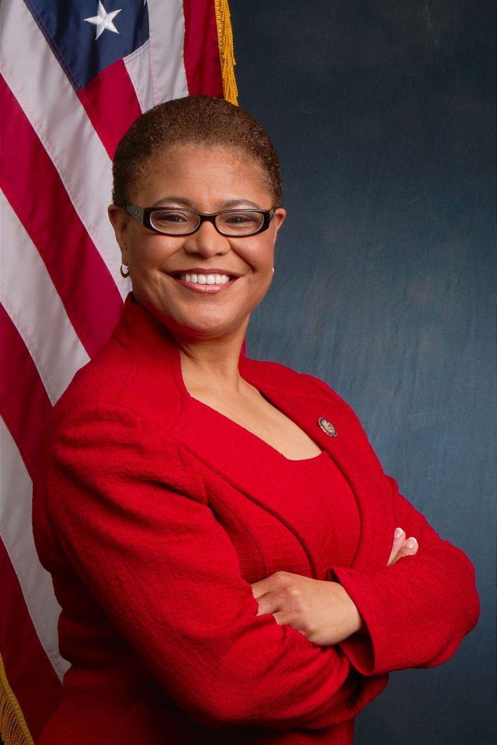 Representative Karen Bass of California