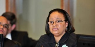 Dominica's alternate representative to the OAS, Judith-Anne Rolle